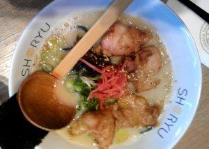 Shoryu Miso Wafu Chicken Ramen
